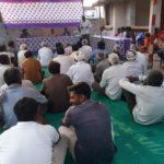 રામપર ગામે જિલ્લા વિકાસ અધિકારીશ્રી પ્રશસ્તિ પારીકની પ્રેરક ઉપસ્થિતિમાં બંધારણીય દિવસની ઉજવણી કરાઇ