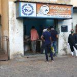 જામનગર ખાતેસસ્તા અનાજની દુકાન પર N.F.S.A ના કાર્ડ ધારકોને વિના મૂલ્યે અન્ન વિતરણ કરવામાં આવ્યું