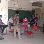 જામ વંથલી પ્રાથમિક આરોગ્ય કેન્દ્ર દ્રારા પસાયા ગામેથી ધનવંતરી રથ અને ડેગ્યું વિરોધી માસનો શુભાઆરંભ કરવામાં આવ્યો