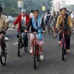 રાજકોટ સ્માર્ટ સિટીઝ મિશન દ્વારા 'ઈન્ડિયા સાયકલ ફોર ચેન્જ' ચેલેન્જની શરૂઆત કરવામાં આવેલ છે. ચેલેન્જમાં રાજકોટ સહીત ૯૫ શહેરોએ ભાગ લીધેલ છે