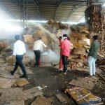 મોડાસાના કાબોલાની ઔધોગિક એકમમાં મોકડ્રીલ યોજાઇ