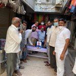 થાનગઢ ખાતે ગુજરાતના મુખ્યમંત્રી ની ૬૫માં જન્મદિવસ નિમિતે ઉજવણી……