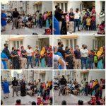 ગીર સોમનાથ ના ગંગાનગર આવાસ યોજના ના રહેવાસીઓની ફરિયાદ નું નિવાકરણ ના અનુસંધાને કોંગ્રેસ ની બેઠક યોજાઈ