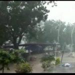 શેરપુર નેત્રામલી માં વધુ વરસાદ વરસતા ખેતરમાં થતાં પાક ને નુકસાન