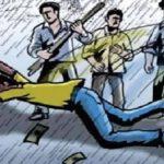 મોરબી નજીકના જેતપર ગામે ત્રણ શખ્સોએ સામાન્ય બોલાચાલીમાં મામલો બીચક્યો