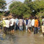 ઉમરાળાં ના ચોગઠ ગામે કાળુભાર નદીમાં બેને બચાવવા જતા બે કુદયા, ચારેયના મોતથી અરેરાટી