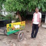 થરાદ તાલુકાના કળશ લવાણા ના ભાવિ ભક્તો અને ગૌ ભક્તો દ્વારા ગામની રળાવું ગાયોને માટે ઘાસ ચારા ની વ્યવસ્થા