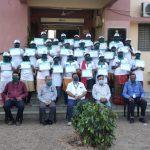 ગીર સોમનાથ ખાતે ગ્રામ્ય વિસ્તારની ૨૪ બહેનો તાલીમબધ્ધ થઇ બેન્ક સખી બનશે
